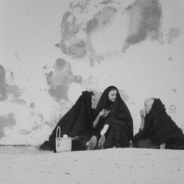 3 mulheres - nazaré