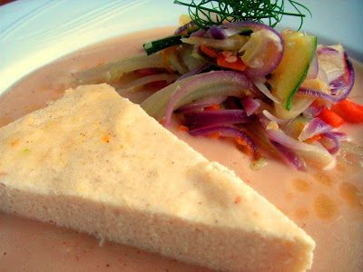 Herkkusuun lautasella-Ruokablogi: Lämmin haukipatee