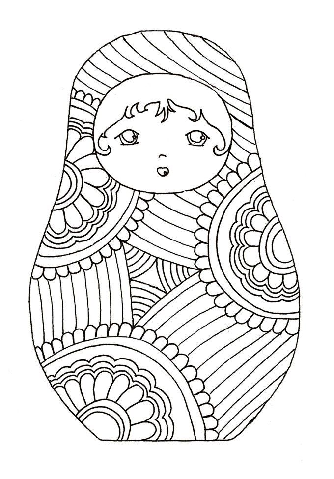 19 of the Best Adult Colouring Pages {Free Printables for everyone!} - Fat Mum…