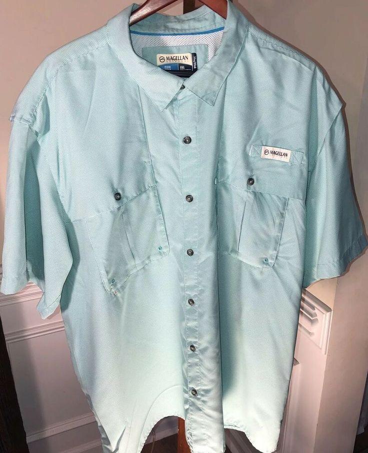magellan angler fit fishing shirt - 736×905