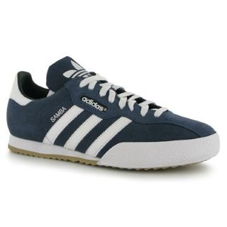 adidas Samba Suede Mens Trainers - Sports Direct