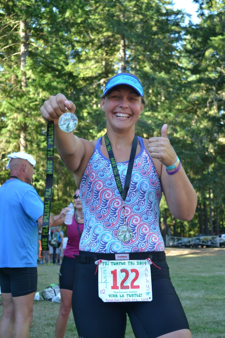 Fit Family Feature #21. Interview with April, mother of 2, marathoner and tri-athlete who is running 14 half-marathons in 2014!