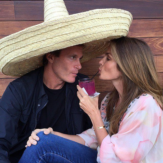 You'll Want Whatever They're Having After Looking at Cindy Crawford and Rande Gerber's Sweetest Moments: Cindy Crawford and Rande Gerber have been married for 17 years and have a picture-perfect family life with their two kids, Presley and Kaia, and somehow they've managed to keep their love looking as fresh as it did in 1998.