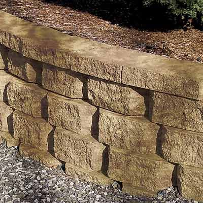Wall Upgrade: Stain | All About Retaining Walls | This Old House