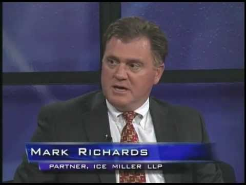 Mark Richards of Ice Miller LLP discusses Indiana's tax climate.