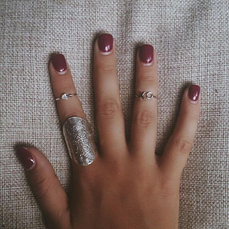 Regalia Store Shield Rings, Midi Rings, Bohemian Jewellery