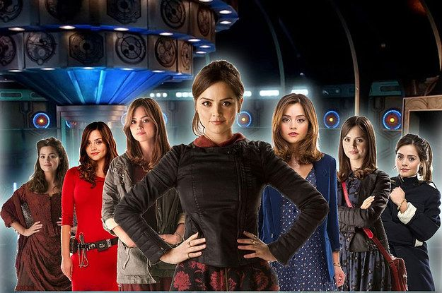 all hail our lord and savior clara oswald ™