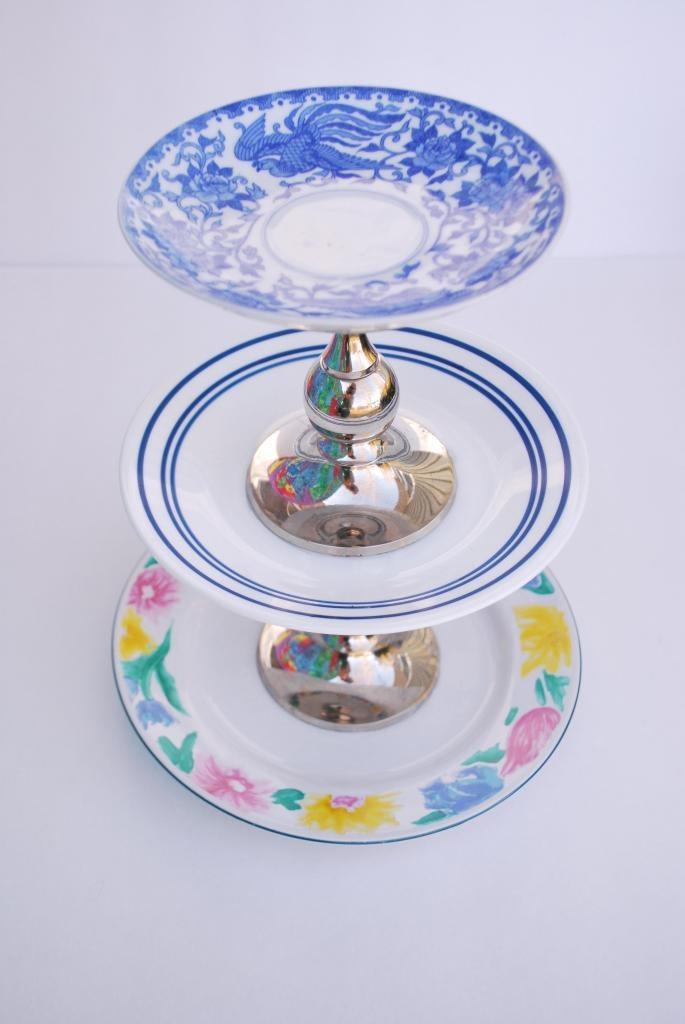 Dollar Tree Glass Plates