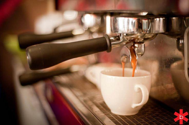 Beautiful Espresso Extraction