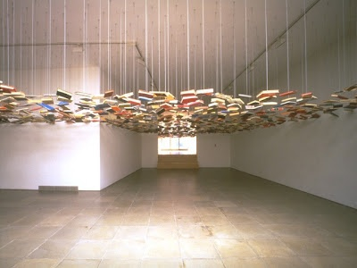 Richard Wentworth's False Ceiling