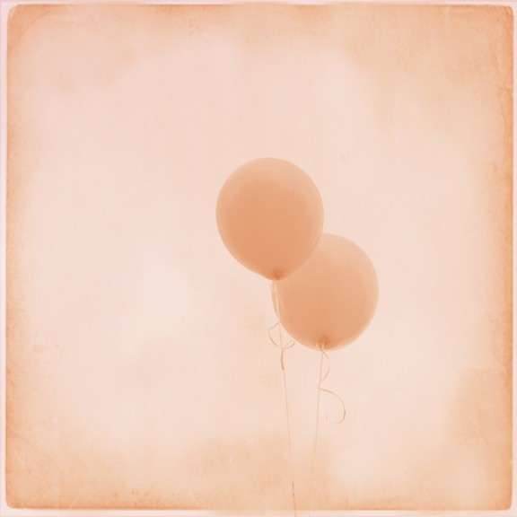Color Durazno - Peach!!! Balloons