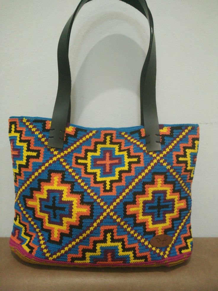 My tapestry tote.
