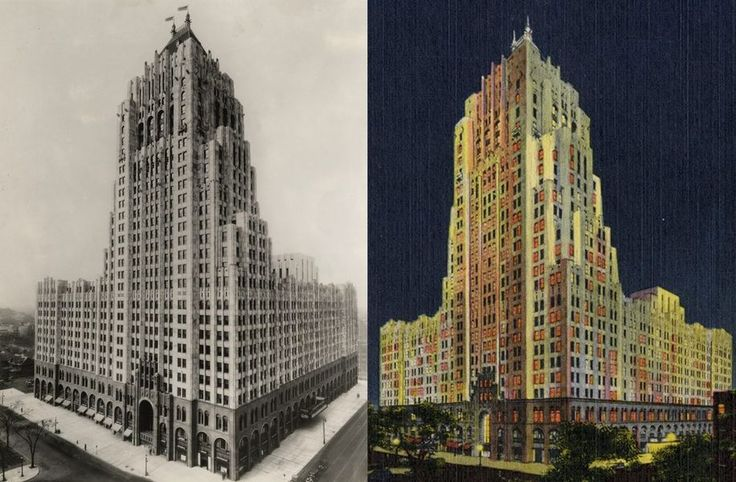 Fisher Building Foreclosure: Detroit's Art Deco Masterpiece Heads to Auction This Summer - Curbed Detroit