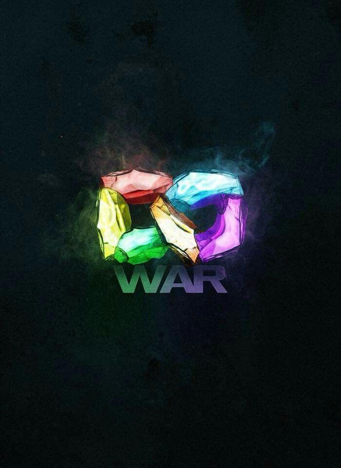 Infinity War poster Infinity Gems