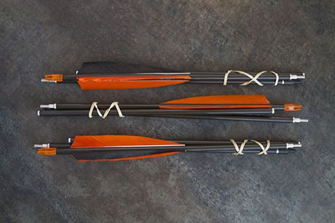 Pathfinder 3-Piece Take Down Arrows