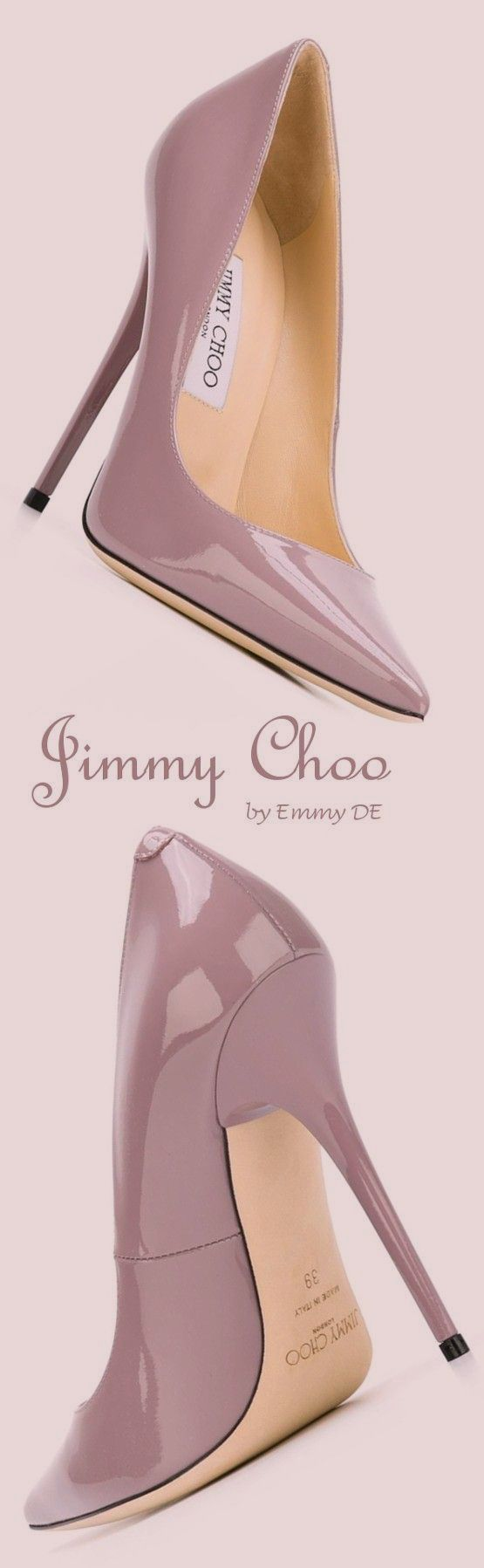 Jimmy Choo | House of Beccaria~. Via @tcorbeil1947. #JimmyChoo #heels