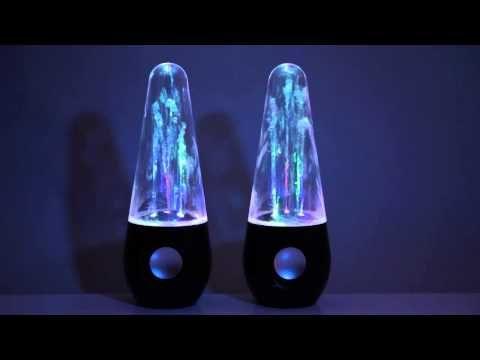 Bluetooth Water Speakers van Thumbs Up bestel je bij Cadeau.nl!