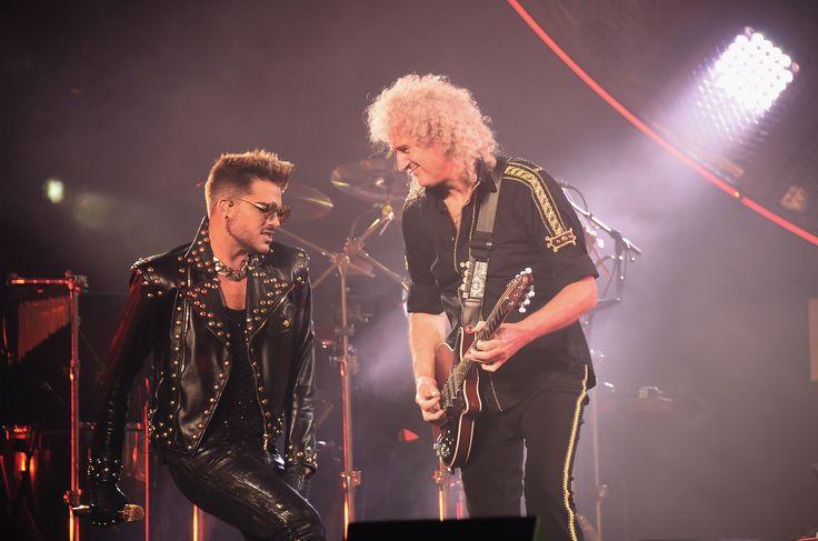 Concert review: Queen + Adam Lambert a thrilling combo | The Music Scene | www.accessatlanta.com