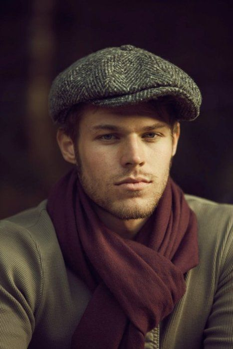 Ivy Cap // looks classy AND warm