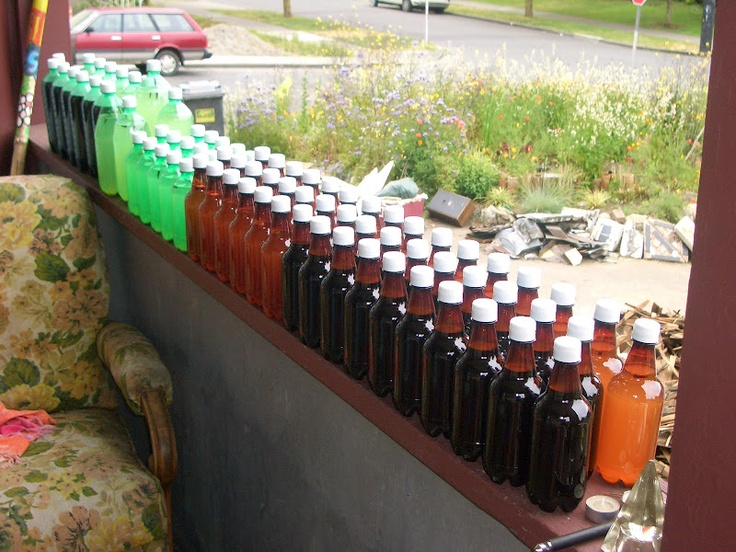 Home made ginger beer and root beerDrinkroot Beerg, Drinks Roots Beer Ging, Gingers Bear, Ginger Beer, Beer Ging Ales
