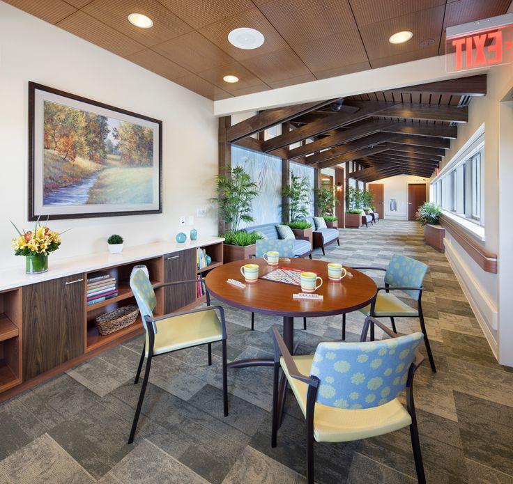 Parker jewish institute 2 north tobin parnes design ny healthcare design