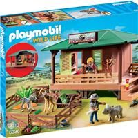 Playmobil 6936 Rangerpost voor gewonde dieren -  Koppen.com