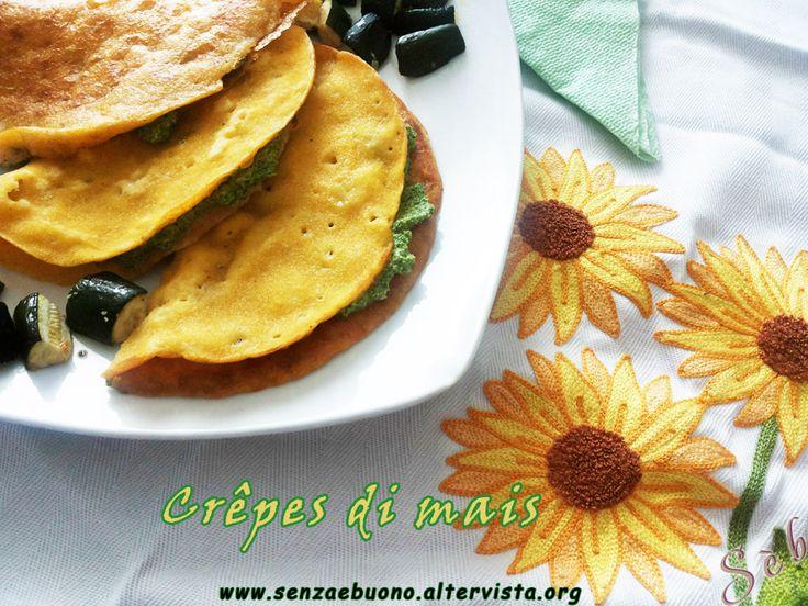 Tacos, tortillas, crêpes o crespelle di mais… senza glutine e vegan! http://www.senzaebuono.altervista.org/tacos-tortillas-crepes-crespelle-mais-glutine-vegan