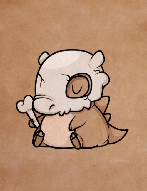 Pokemon - Cubone