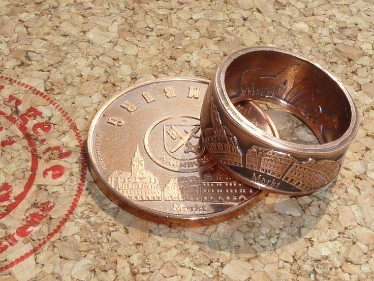 Ringe -  Ring,von Naumburg/Saale Ø von 18-23mm wählbar - ein Designerstück von schmuck-checker bei DaWanda