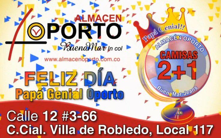 Promoción 2+1 #BuenaMarJeans #DíaDelPadre #Cartago #Pereira