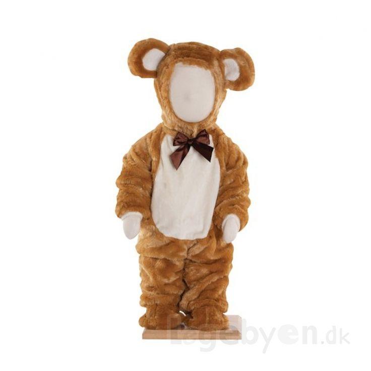 Køb Udklædning - Bamse - 6-12 måneder. online - Udklædning og Rolleleg