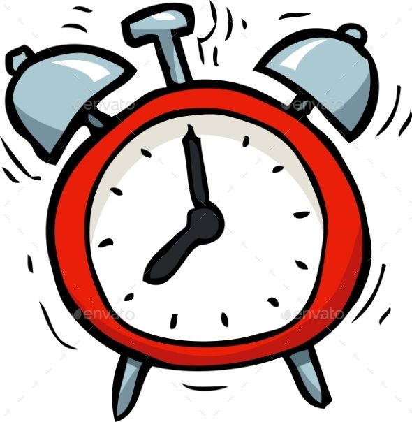 Image result for clock cartoon