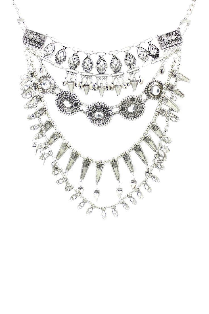 Eye Candy Los Angeles | Luna Necklace