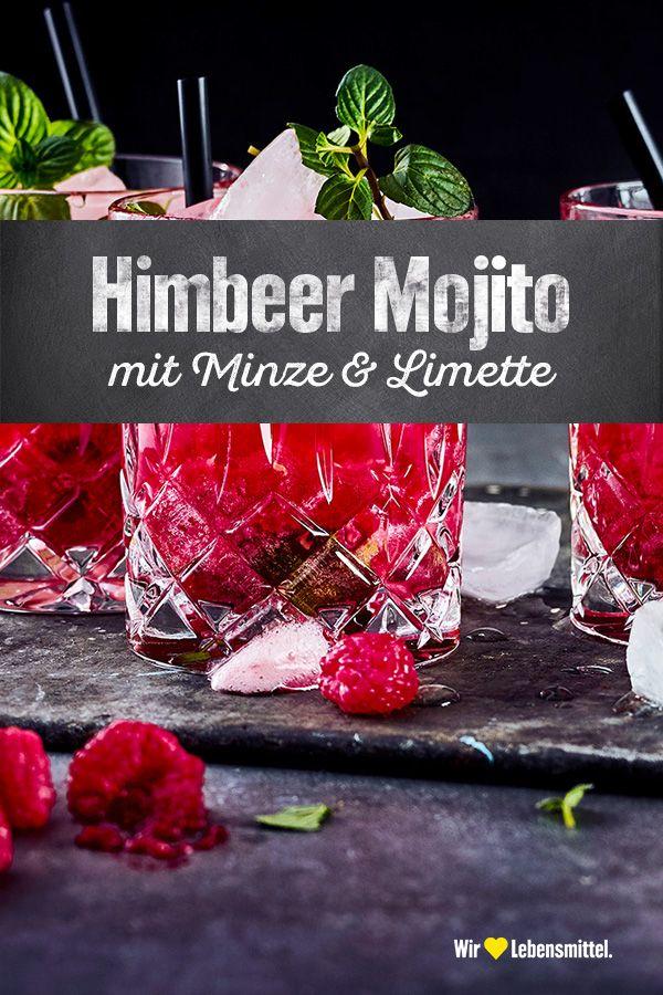 Himbeer Mojito Rezept Edeka Rezept Mojito Rezept Getranke Rezepte Mojito