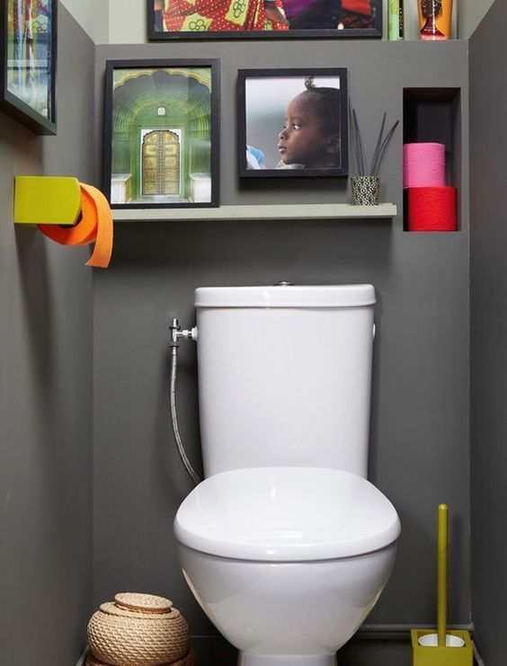 Comment aménager une petite salle de bain ? salle de bain