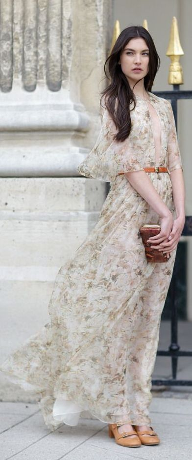 Chloé Resort Collection 2012