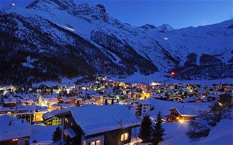 Ski Saas-Fee: resort guide