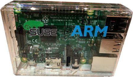 SUSE Linux Enterprise Server for Raspberry Pi