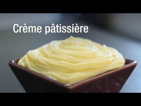 Crème pâtissière simplissime (facile, rapide) - Une recette CuisineAZ