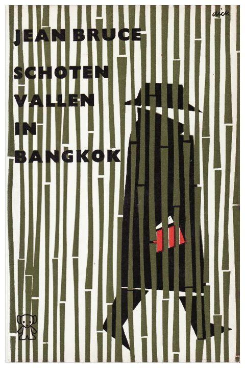Dick Bruna O.S.S. 117 book covers
