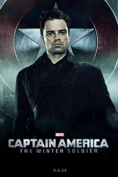 Captain America 2: The Winter Soldier. It would be awesome if this was true.    It is true. It is. IT HAS TO BE. Cause why else would they say The Winter Soldier !? It has to be Bucky