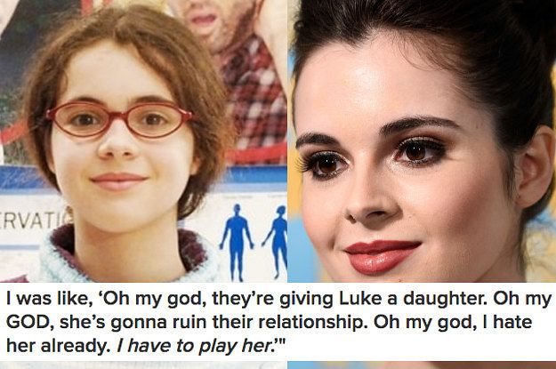 "Yes, Vanessa Marano Knew How Much ""Gilmore Girls"" Fans Would Hate April"