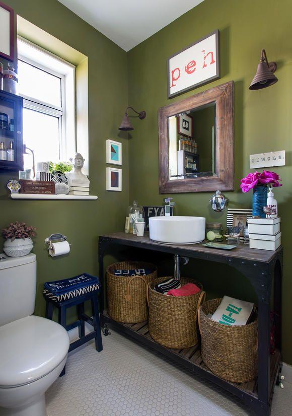 Die Besten 25+ Olivgrüne Badezimmer Ideen Auf Pinterest