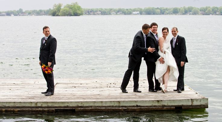 Destination Wedding Photographer | Fern Resort on Lake Simcoe, Ontario