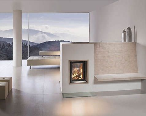51 best Öfen images on Pinterest Fireplaces, Fireplace design - wohnzimmer modern mit ofen