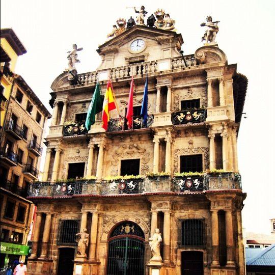 Pamplona / Iruña en Navarra, Sanfermines