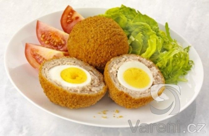 Skotská vejce -