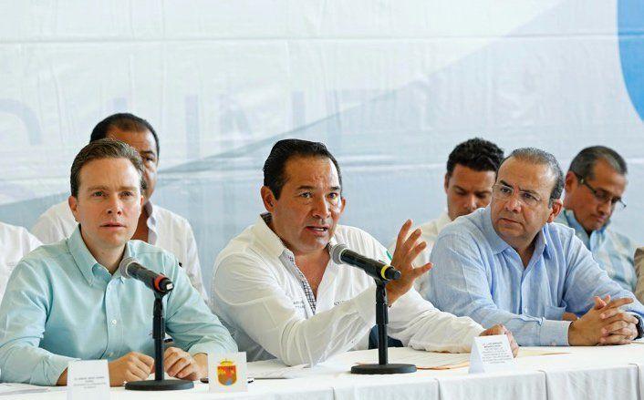 Luis Miranda, secretario de Desarrollo Social y compadre del Presidente Enrique Peña Nieto, se deslindó de su familia. Al ser cuestionado sobre la nota que