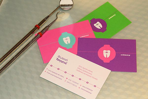 My Orthodontist by Stelios Stelyanopoulos, via Behance