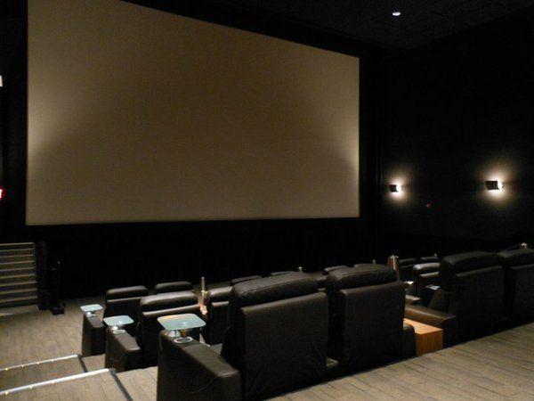You can watch in 2-D, 3-D,4DX or D-Box. But with all the new fangled technology, Cinepolis Luxury Cinemas are returning to something old.